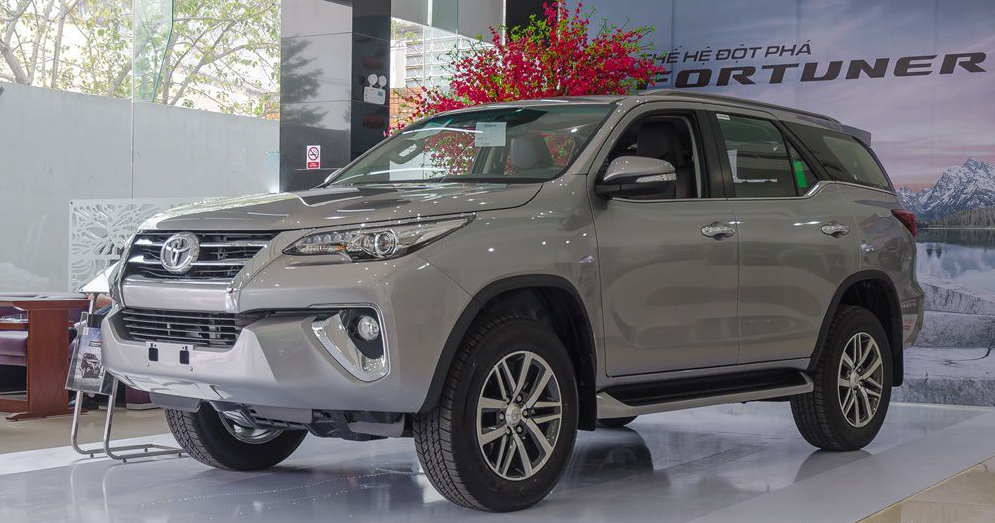 toyota fortuner giá tốt 2019