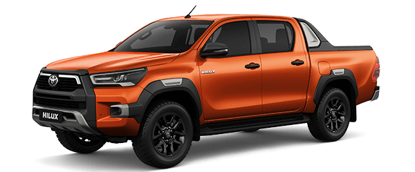 toyota hilux 2.8 AT adventure